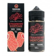 The Hype Strawberry Shortcake 100ml