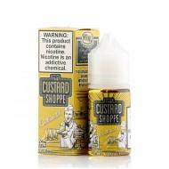 Custard Shoppe Salts – Butterscotch 30ml